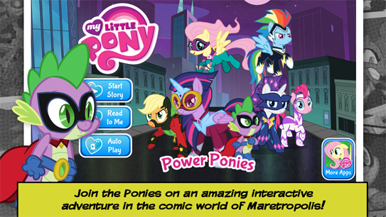 Power Ponies Screenshot