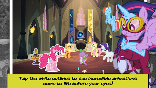 Power Ponies Screenshot