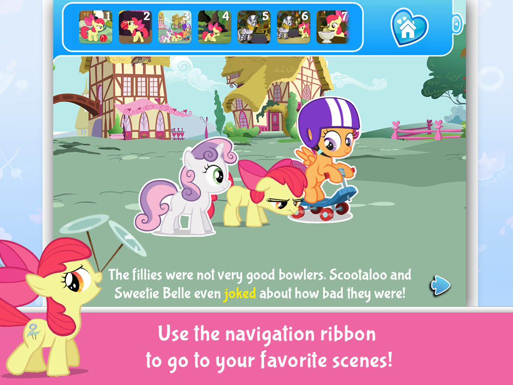 Cutie Pox Screenshot