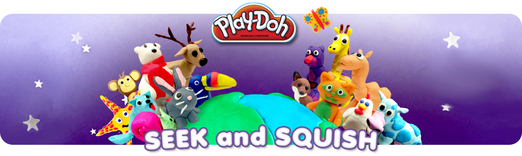 Seek and Squish banner