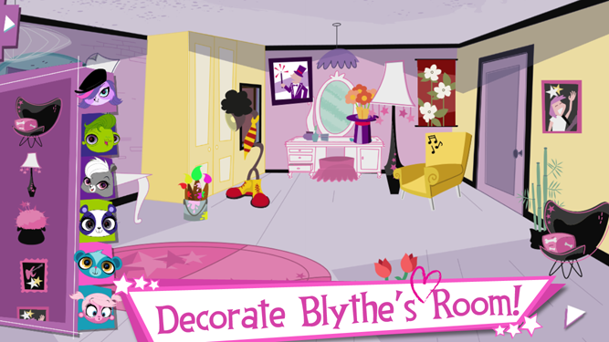 Littlest Pet Shop Pet Style Screenshot