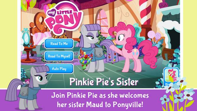 Pinkie Pies Sister Screenshot
