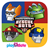 Transformers Rescue Bots Save Griffin Rock App Icon