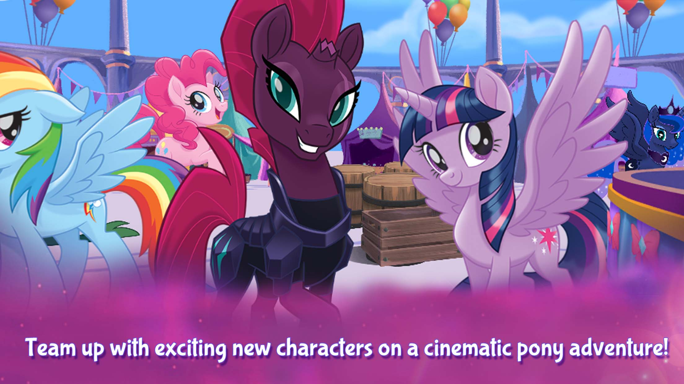My Little Pony Movie Screenshot