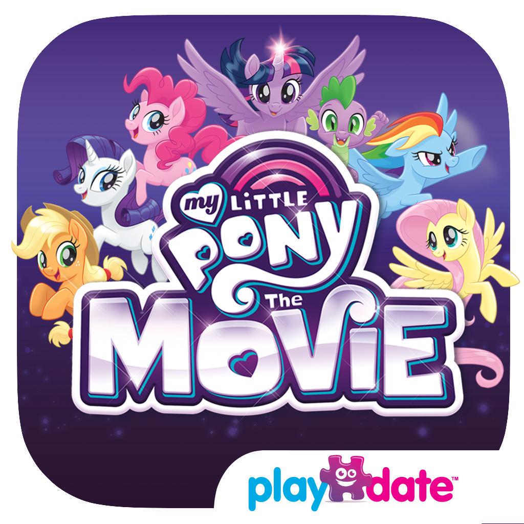 My Little Pony The Movie App Icon