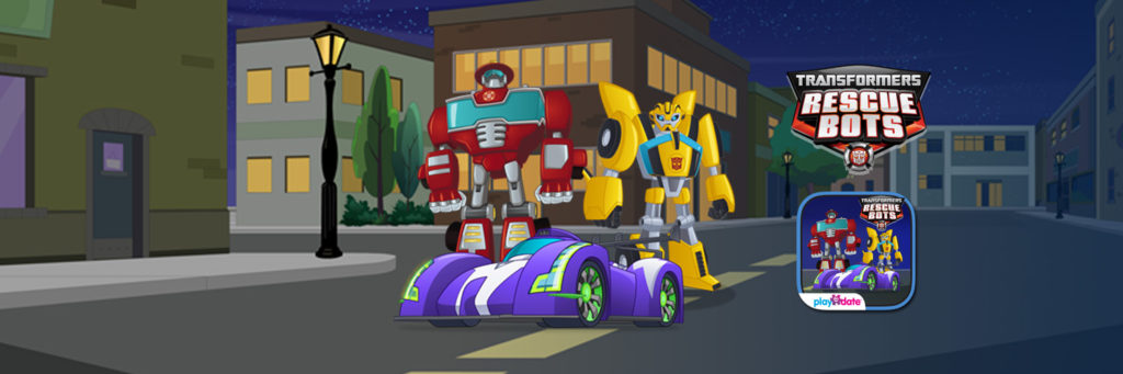 Rescue Bots – Need for Speed